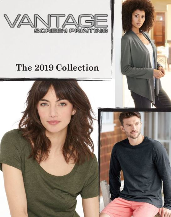 2019 tshirts and other products catalog